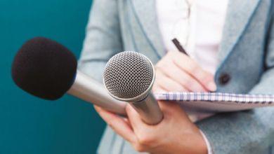 Photo de Médias : dur d'être une femme journaliste !