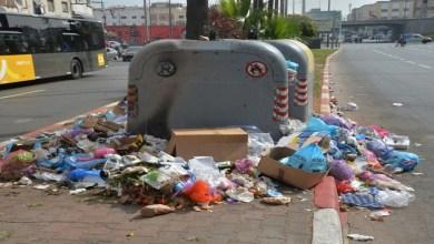 Photo de Casablanca se noie sous les déchets (VIDEO)