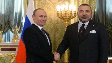 Photo de Le message du roi Mohammed VI au président russe Vladimir Poutine