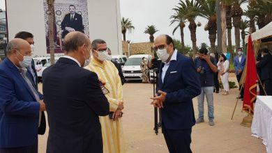 Photo de Agadir : le Think tank groupe se mobilise