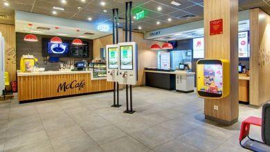 Photo de Après 5 mois de travaux, le restaurant McDonald's Corniche à Casablanca réouvre ses portes le 15 juillet 2021