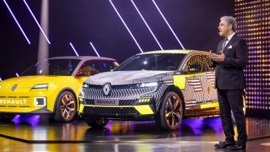 Photo de Renault eWays : quand le losange accélère dans l'électro-pop