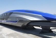 Photo de Chine: le train le plus rapide du monde fait son premier départ (VIDEO)