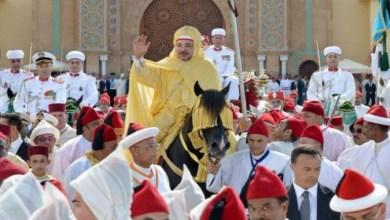 Photo de Report de toutes les activités et festivités de la fête du Trône
