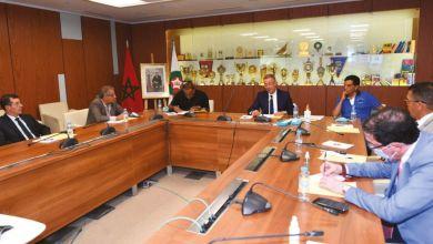 Photo de Football national : les nouvelles résolutions de la FRMF