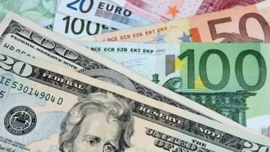 Photo de L'euro remonte légèrement face au dollar