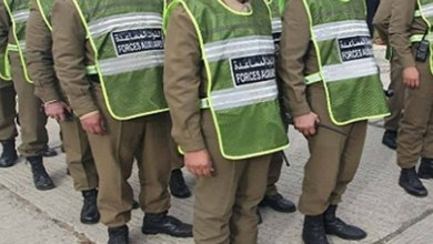 Photo de Fuite d'éléments des Forces auxiliaires vers Sebta: le démenti du ministère de l'intérieur