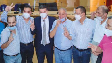Photo de Fès-Meknès. Badr Tahiri réélu président de la CCIS et Boutyine de celle de l'artisanat