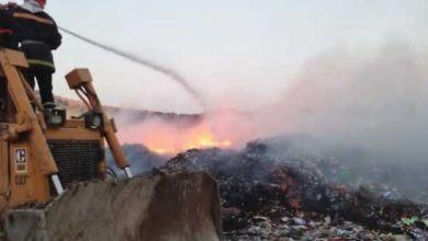 Photo de Agadir. Une catastrophe frôlée de justesse à la décharge de Tamellast