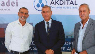 Photo de Akdital Immo : Aradei Capital devient actionnaire majoritaire