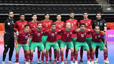 Photo de Mondial de futsal : le Maroc devant un exploit historique