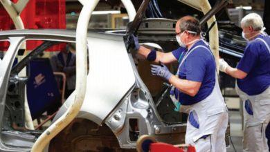 Photo de Allemagne : la production industrielle repart à la hausse