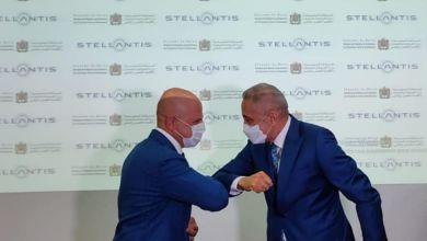 Photo de Automobile: Stellantis (ex-PSA) mise sur la compétitivité du site Maroc