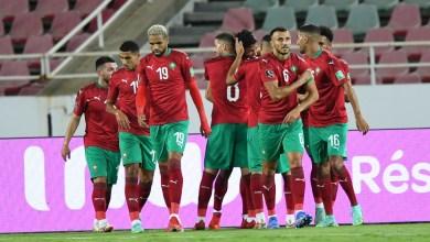 Photo de Qualifications au Mondial-2022 : Le Maroc s'impose face au Soudan (2-0) (VIDEO)