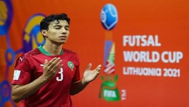 Photo de Coupe du monde de futsal: le Maroc étrille les Iles Salomon (VIDEO)