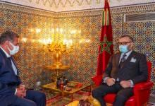 Photo de Le Roi nomme Aziz Akhannouch chef du gouvernement