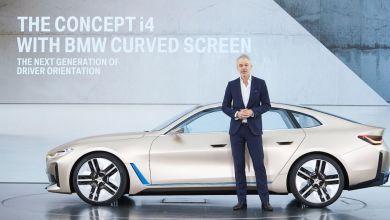 Photo de BMW. Adrian van Hooydonk: «Le design auquel nous aspirons…»