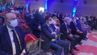 Photo de Ouverture du 14ème Festival international du Théâtre universitaire de Tanger