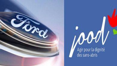 Photo de RSE : Ford et l'Association JOOD soutiennent les sans-abris