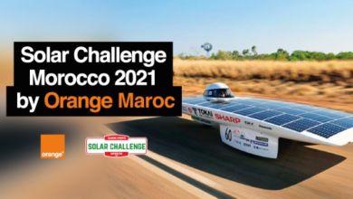 Photo de Orange accompagne le Solar Challenge Morocco 2021