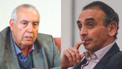 Photo de Abdelkader Retnani Vs Eric Zemmour: litige entre l'éditeur et le polémiste