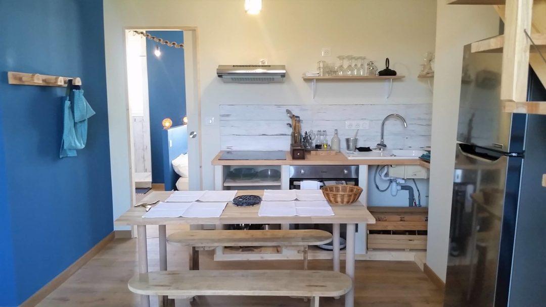 Appartement à Aytré - Cuisine