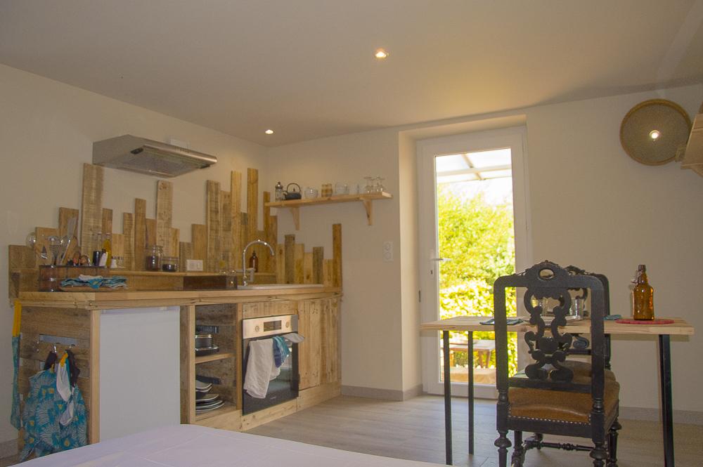 studio airbnb à la Rochelle
