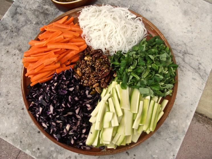 Salade asiatique1