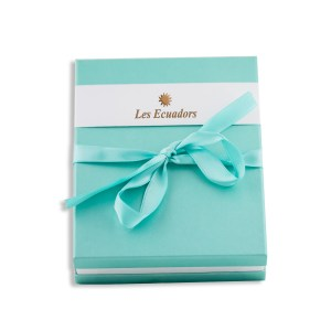 Caixa de presente Les Ecuadors