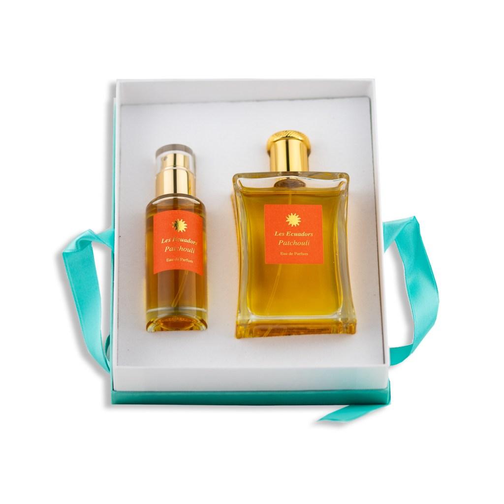Coffret Cadeaux Eau de Parfums Patchouli Les Ecuadors