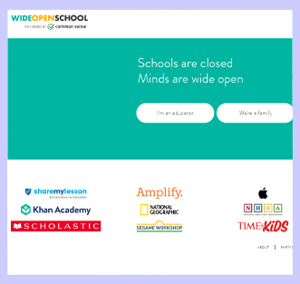 schools are closed minds are open