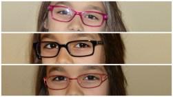 Les nouvelles lunettes de Thalia
