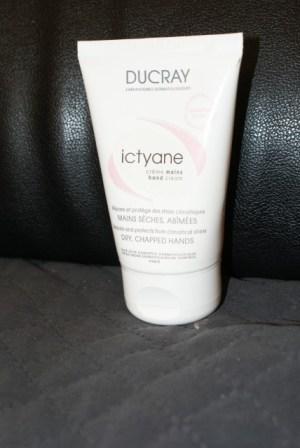 crème mains ictyane Ducray