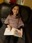 Une princesse essaye de lire