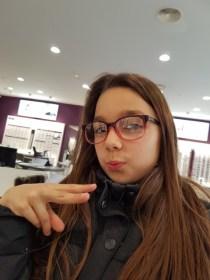 Nouvelles lunettes ♥
