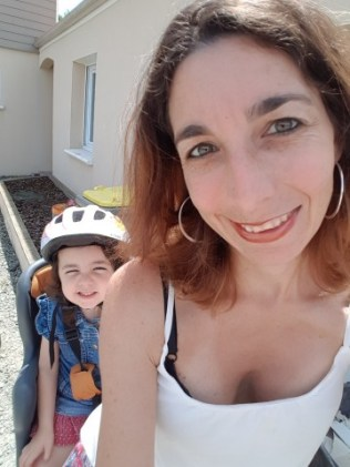 Aller à l'école en vélo