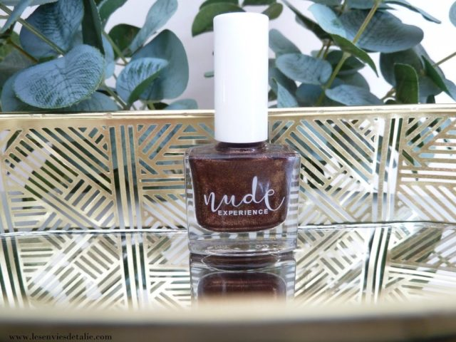 Vernis à ongles Nude experience teinte Great Smoky
