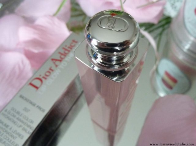 Lip Glow To The Max Rapsberry Dior