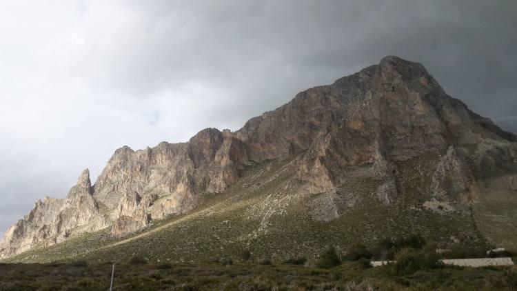 Monte Cofano Sicile