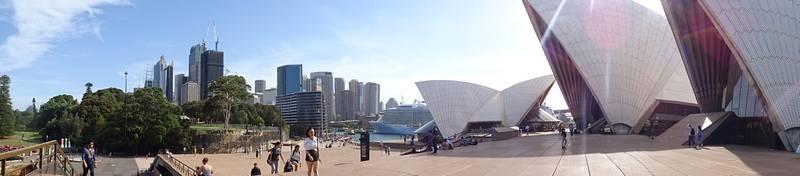 Sydney et les Blue Mountains