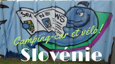 Slovénie en camping car