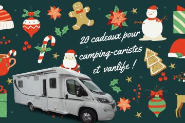 idées cadeaux camping-cariste
