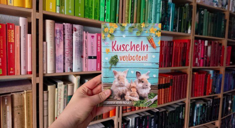 Janina Venn-Rosky Kuscheln verboten