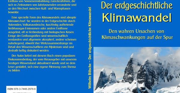 Der erdgeschichtliche Klimawandel