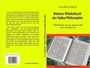 Kleines Wörterbuch der Natur-Philosophie