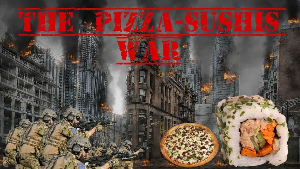 S'émanciper de la facilité c'est gagner la guerre Pizza/Suhis