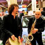 Show saxophoniste événements mariages anniversaire bat et bar mitzvah