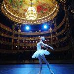 Danseuse classique Les Etoiles by Estelle Goldfarb
