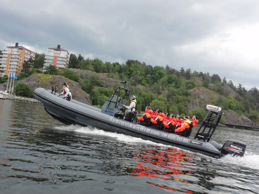 stockholm-speedboat