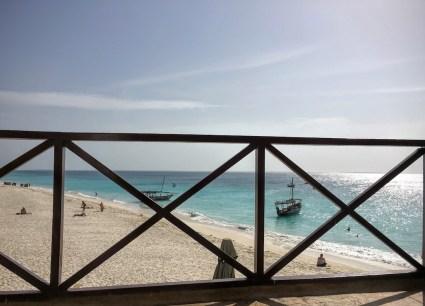 voyage à zanzibar et la plage de nungwi